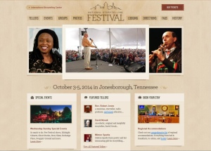 42nd Annual Storytelling Festival