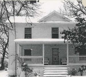 Earl Hamner, Jr. Homestead Schuyler, Virginia